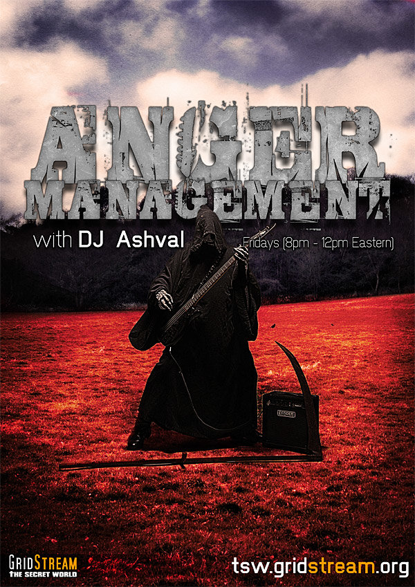 Anger Management - Show Poster