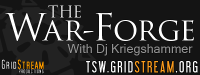The War Forge - FB Banner